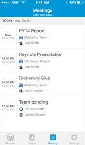 Project Squared Calendar Integration