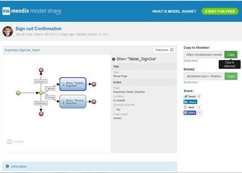 Mendix-Model-Share-Screenshot
