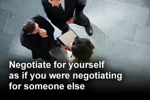 10 Negotiation Tips for Women - slide 4