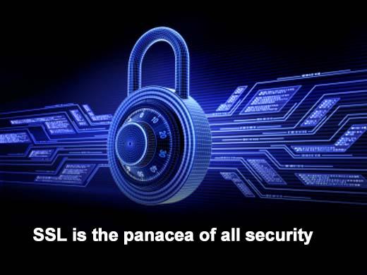 Five Web Application Security Myths - slide 2