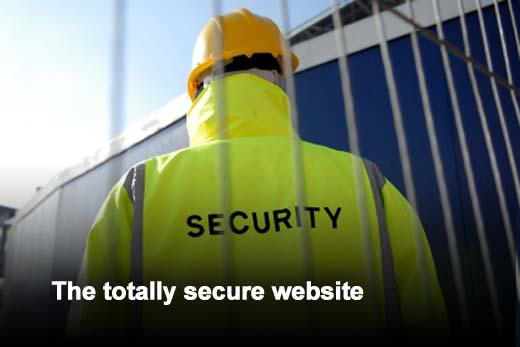 Five Web Application Security Myths - slide 5
