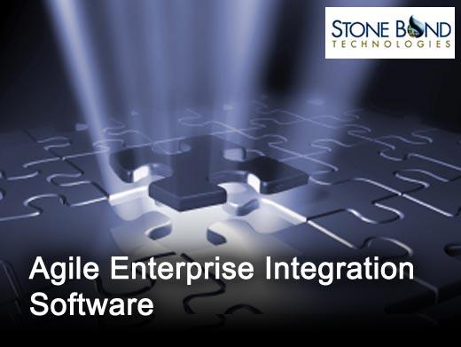 10 Elements to Look for to Distinguish Agile Enterprise Integration Software - slide 1