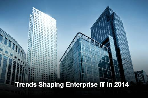 Top Predictions for Enterprise IT in 2014 - slide 1