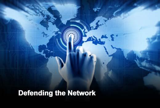 Five Tips for Defending Against a DDoS Attack - slide 1