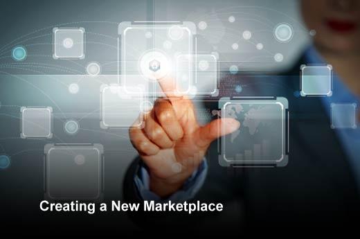 Five Digital Marketplaces Utilizing Algorithmic Design - slide 1