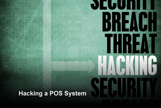 From a Hacker's Perspective: How to Breach a Point-of-Sale System - slide 1