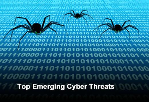 Top Five Emerging Malware Threats - slide 1