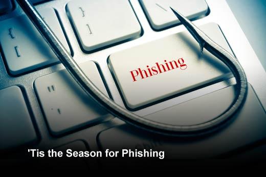 Tips for Avoiding Phishing Email Traps - slide 1