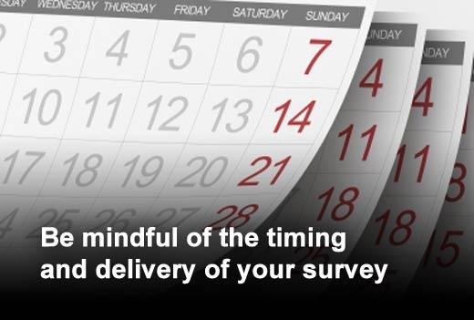 Eleven Easy Ways to Improve Your Survey Response Rates - slide 6