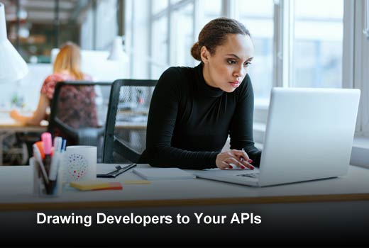 5 Ways to Get Developers to Adopt Your APIs - slide 1