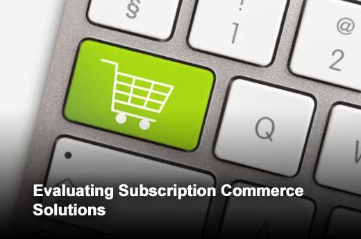 Six Tips for Subscription Commerce Migration - slide 1