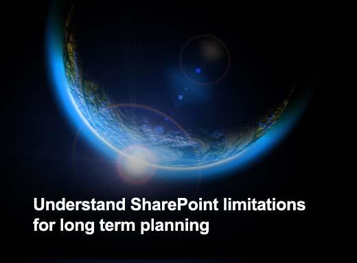 Ten Ways to Optimize SharePoint 2010 for Peak Performance - slide 9