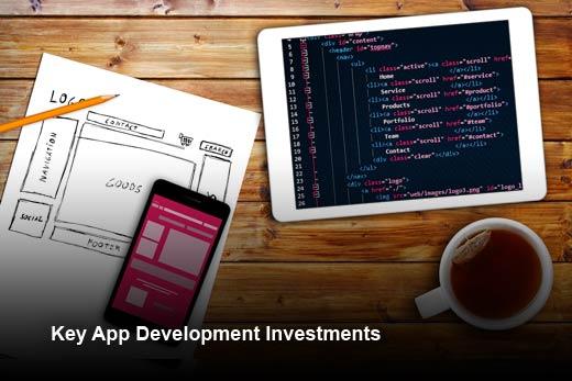 5 Core Components for Successful App Development - slide 1