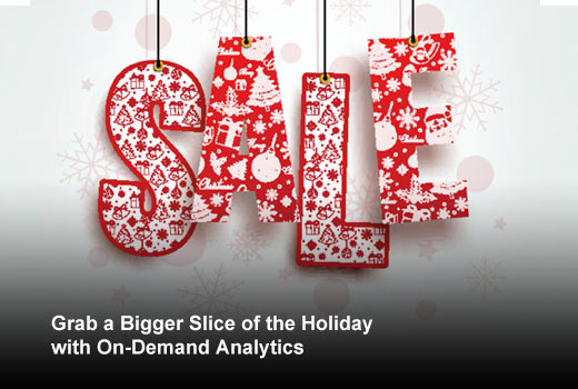 Smart Pattern Discovery: 5 Ways Retailers Can Make 2015 the Most Profitable Year Ever - slide 1