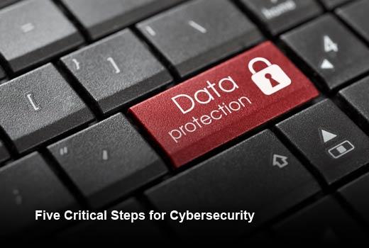 5 Steps for Proactive Cyber Risk Management - slide 1
