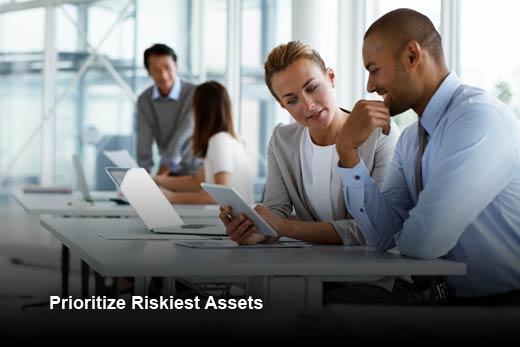 5 Steps for Proactive Cyber Risk Management - slide 2