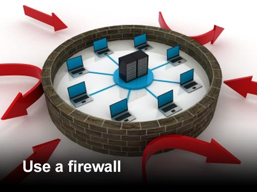 10 Ways to Keep Hackers in Check and Ensure Safe Web Resources - slide 8