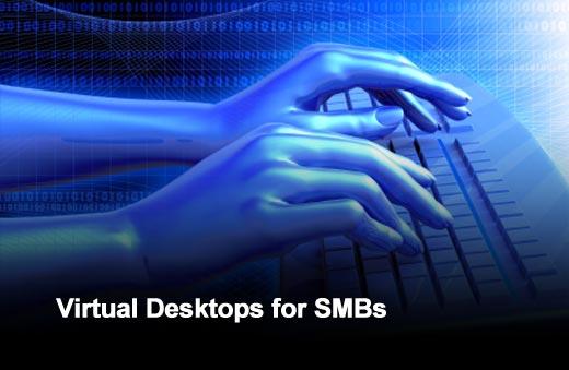 Ten Steps to Successful Virtual Desktop Deployments for SMBs - slide 1