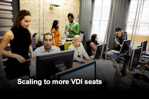 Ten Steps to Successful Virtual Desktop Deployments for SMBs - slide 8