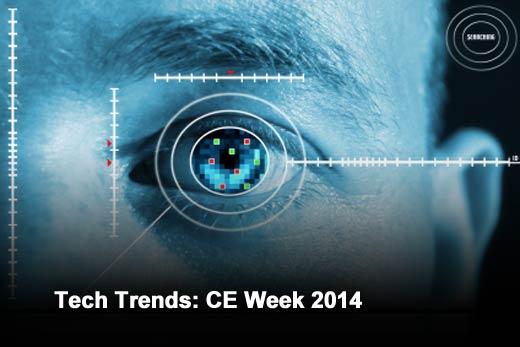 Five Key Technology Trends at CE Week 2014 - slide 1