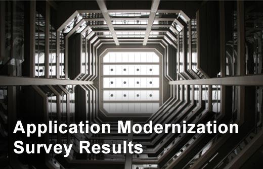 Making the Case for Application Modernization - slide 1