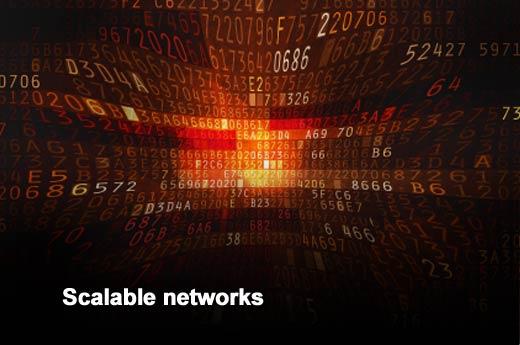 Network Evolution Key to Driving Cloud Expansion - slide 3