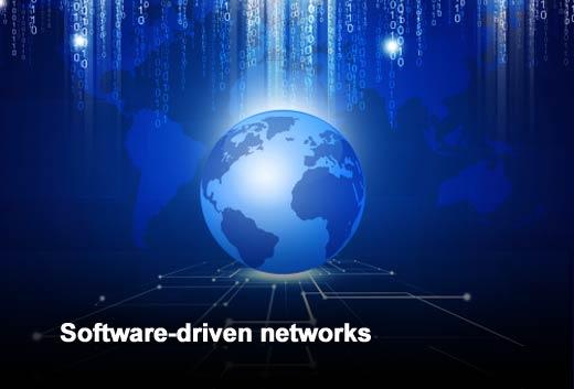 Network Evolution Key to Driving Cloud Expansion - slide 7