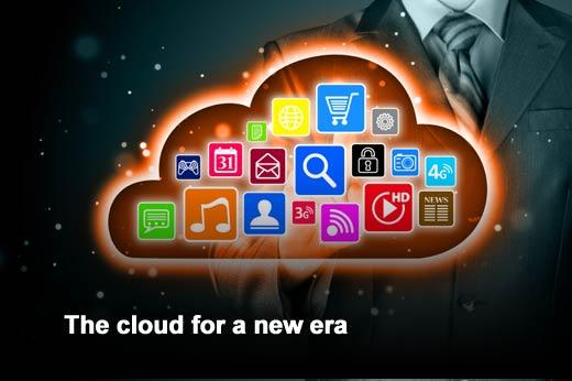Network Evolution Key to Driving Cloud Expansion - slide 9