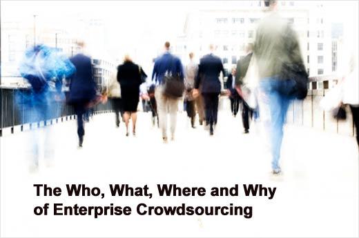 The State of Enterprise Crowdsourcing - slide 1