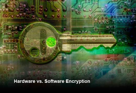 How Self-Encrypting SSDs Enhance Data Security - slide 3