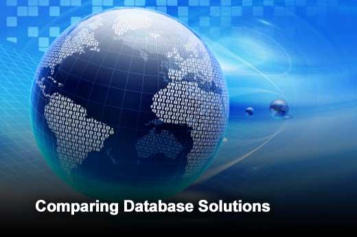 Five Database Technology 'Faceoffs' Explained - slide 1