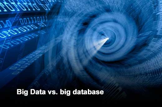 Five Database Technology 'Faceoffs' Explained - slide 5