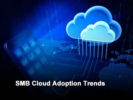 Five Cloud Application Adoption Trends - slide 1