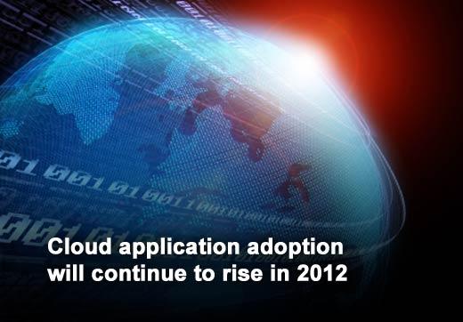 Five Cloud Application Adoption Trends - slide 2