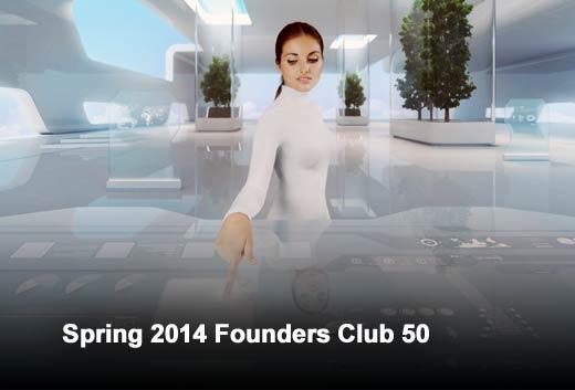 Fifty Technology Start-Ups to Watch - slide 1