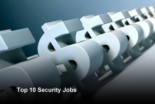 Ten Top-Paying Tech Security Jobs - slide 1