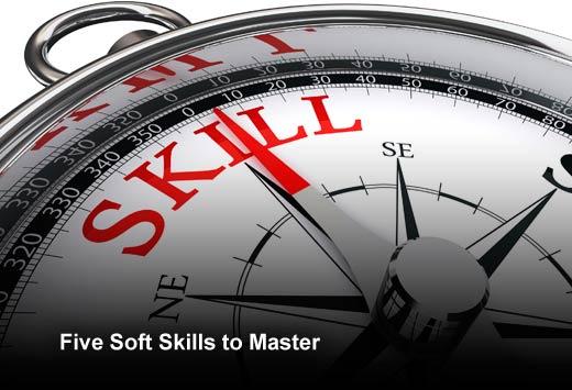 Five Highly Valued Soft Skills for IT Pros - slide 1