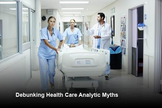 5 Health Care Data Analytics Myths Debunked - slide 1
