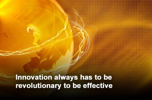 Four Ways of Thinking That Stifle Company Innovation - slide 4