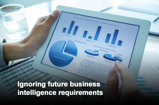 Six Big Business Intelligence Mistakes - slide 5