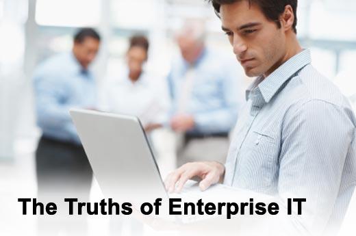 Eight Fundamentals of Enterprise IT - slide 1