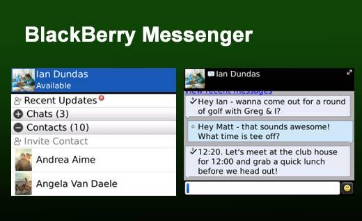 15 Essential BlackBerry Apps - slide 4