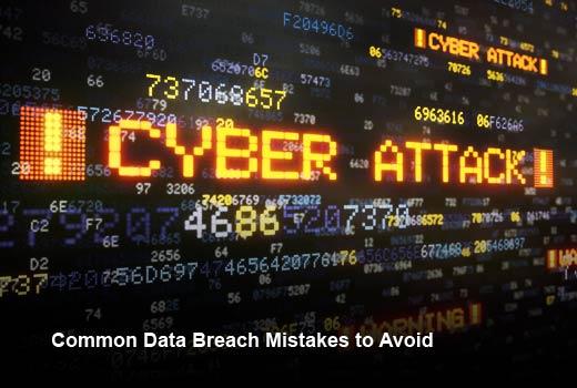 5 Common Failures Companies Make Regarding Data Breaches - slide 1