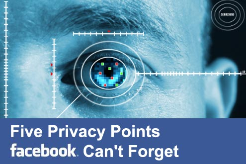 Five Facts Facebook Should Know About Privacy - slide 1