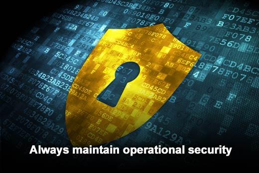 Ten Rules for the Cyber Incident Responder - slide 5