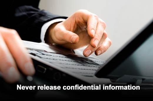 Ten Rules for the Cyber Incident Responder - slide 7