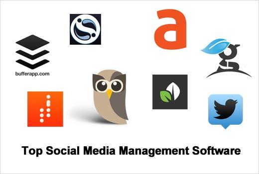 The Best Social Media Management Software - slide 1