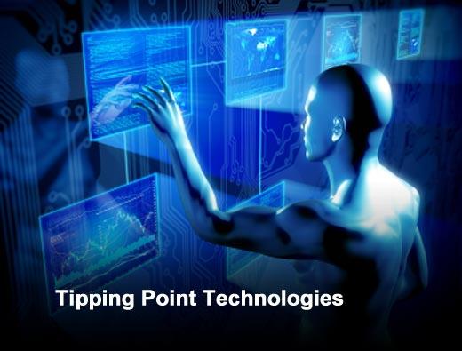 2012's 'Tipping Point' Technologies: Unlocking Long-Awaited Technology Scenarios - slide 1