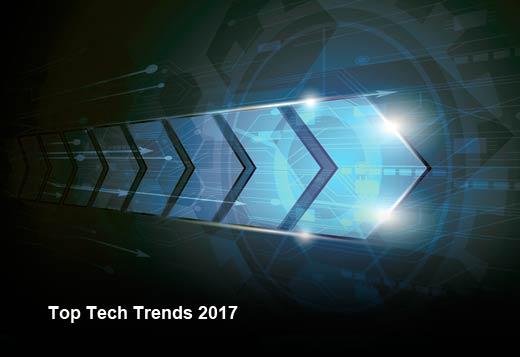 Top 10 Strategic Technology Trends for 2017 - slide 1