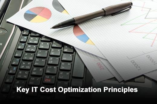 Five Key Principles for Continuous IT Cost Optimization - slide 1